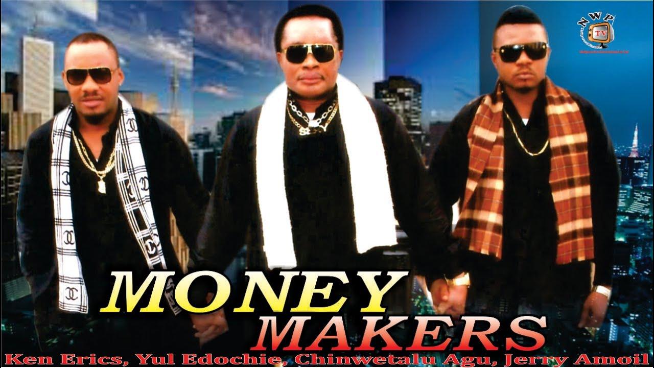 Download Money Makers Season 1  - 2015 Latest Nigerian Nollywood  Movie
