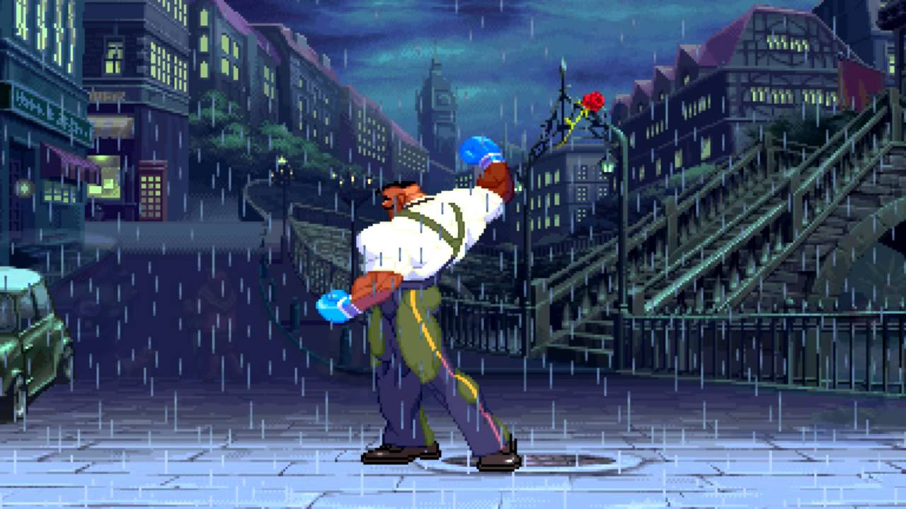 Street Fighter III New Generation OST Dudley Theme - YouTube