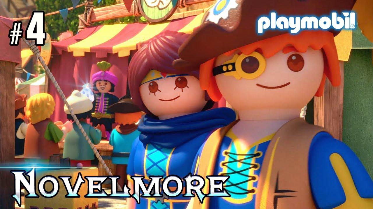 Novelmore Episodio 4 | Italiano | PLAYMOBIL Serie per bambini