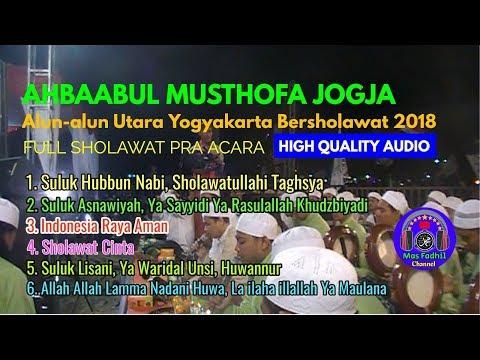 [FULL, HQ Audio] AM Jogja - Pra HABIB SYECH Alun-alun Utara Yogyakarta  16 SEPTEMBER 2018