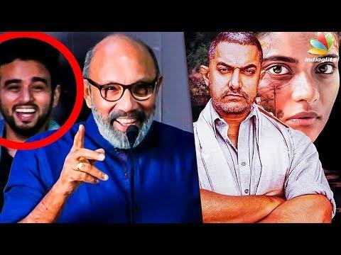 Kanaa, Dangal & Baahubali : Sathyaraj's Biggest Dream | Sivakarthikeyan Movie Press Meet