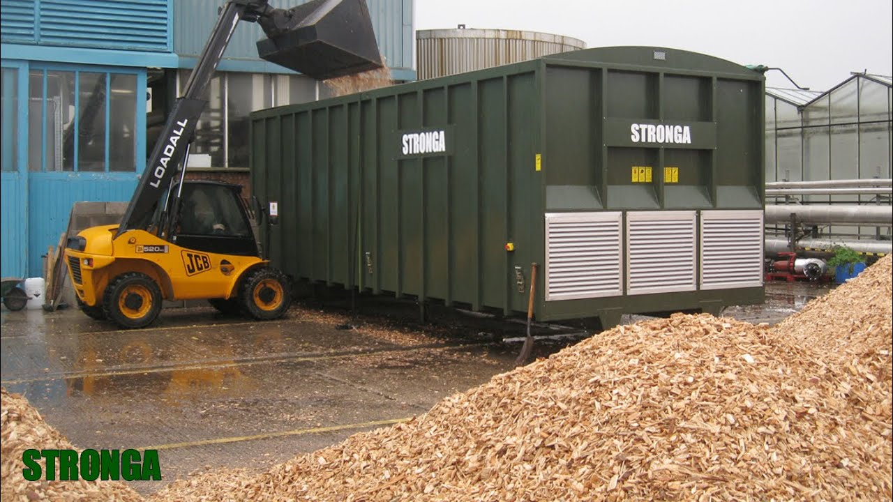 Stronga Flowfeeda Ff60 Moving Floor Container Automate