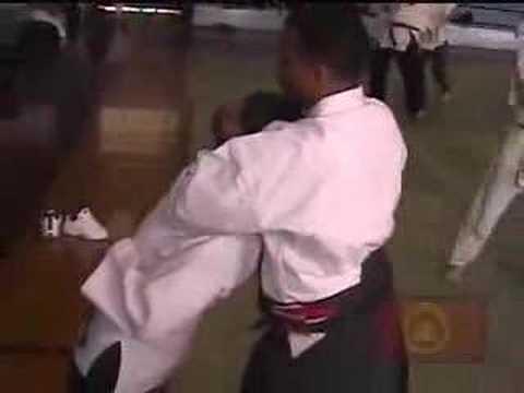 World Wide JiuJitsu & Karate Do Demo