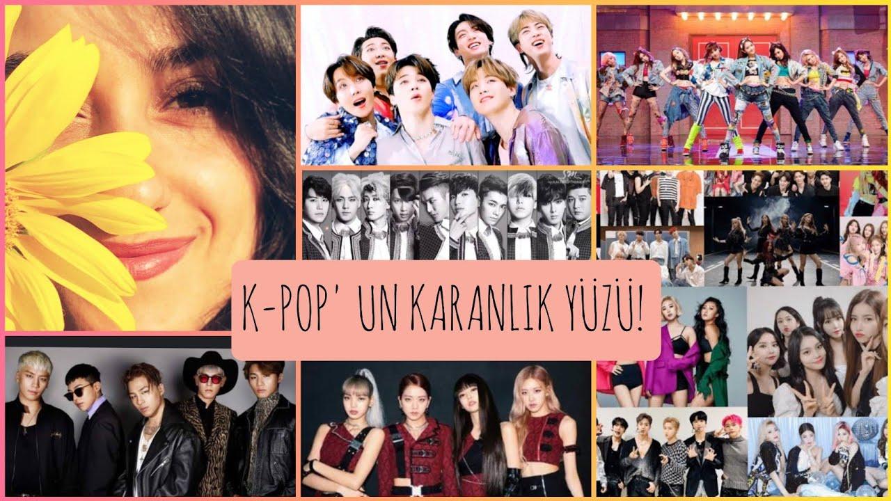 K-Pop Hakkında KORKUNÇ Gerçekler! Idoller Neden Intihar Etti? Tacize Maruz Kaldıkları Doğru mu?