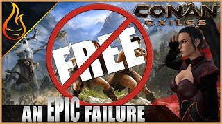 Epic Games Pulls Conan Exiles As Free Game
