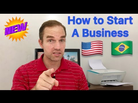 How to Start a Business in Brazil – 1st Steps