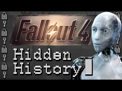 FALLOUT 4 - The Hidden History of the Institute