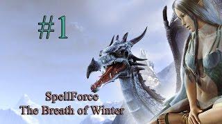 видео Прохождение игры SpellForce: The Breath of Winter