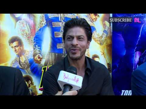 Exclusive Interview | Shahrukh Khan & Cast of Happy New Year