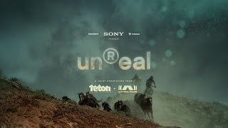 An unReal Tease – Mountain Bikers Getting Chased by Horses and Riding Glacial Crevasses