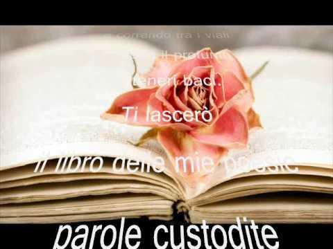Poesia Ti Lascerò