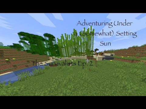 Adventures Under a (Somewhat) Setting Sun   The Survivalists ep. 2  