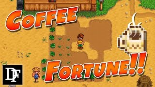 The Great Coffee Farm! The Journey To 1,000,000 - Stardew Valley