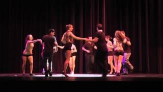 Hispanic Latino Student Assembly 2013 - Gator Salsa Club Performance