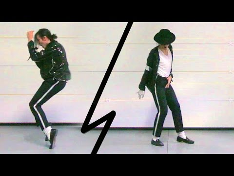 Michael Jackson - Billie Jean by Alex Blanco (Impersonator) (Garage Edition)