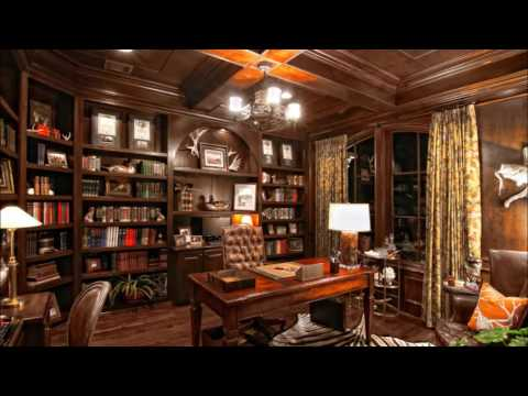luxury-home-library-room-decorating-ideas