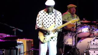 Buddy Guy - Meet Me In Chicago - 8/13/13 Pier Six Concert Pavilion, Baltimore