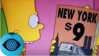 Haben die Simpsons die Zukunft vorausgesagt?