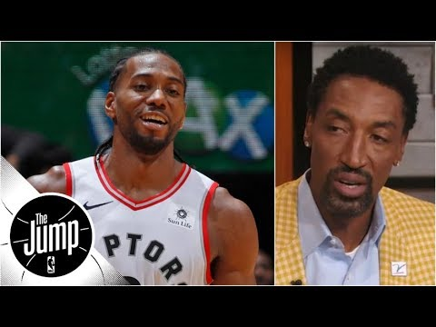 Scottie Pippen: With Kawhi Leonard, these Raptors wont fail in playoffs | The Jump