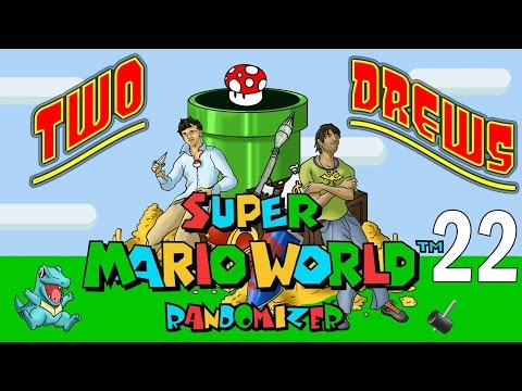 how to get super mario world randomizer