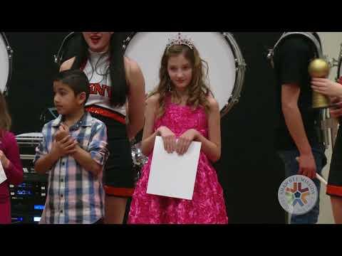 Shawanoe Elementary School Growth Golden Globes