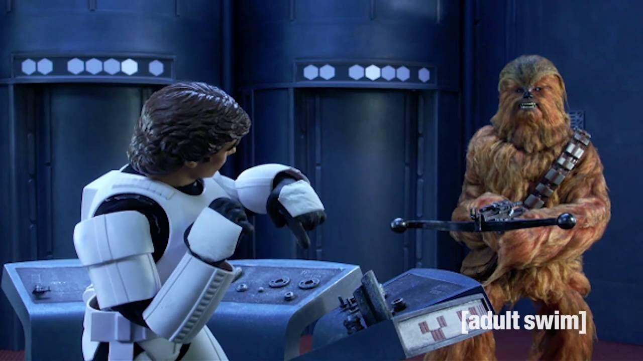 Best Of Han Solo | Robot Chicken: Star Wars Special | [adult swim]