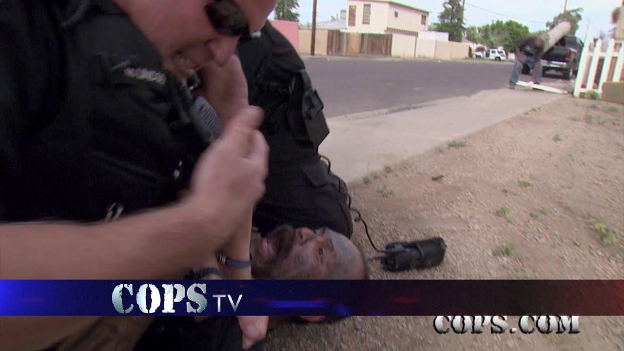 Set In His Ways Show 3013 Cops Tv Show