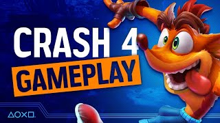 Crash Bandicoot 4: It's About Time - New PS4 Gameplay!