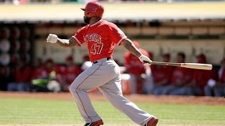 Los Angeles Dodgers Acquire 2B Howie Kendrick For Andrew Heaney