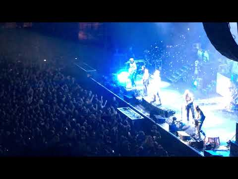 Alice Cooper, School's out (Lyon, 01.12.2017)