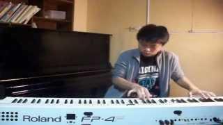 羅志祥~舞極限 (鋼琴版mp3下載) (piano cover downlaod)