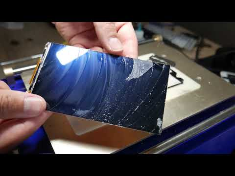 Samsung J400F / Замена стекла / J400F Display Glass Replacement