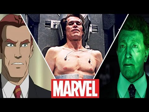 Evolution of Norman Osborn Transformations into Green Goblin in Movies,Cartoons and Games (2019)