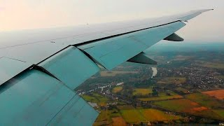 INSANELY SMOOTH! Air Canada 777-300ER Landing at London Heathrow!