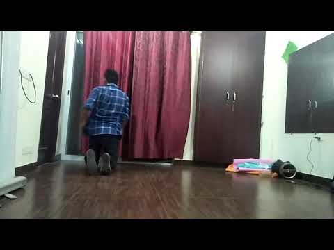 sapna jahan lyrical dance video