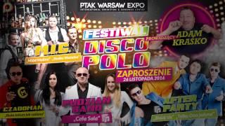 Festiwal Disco Polo zaproszenie Czadoman