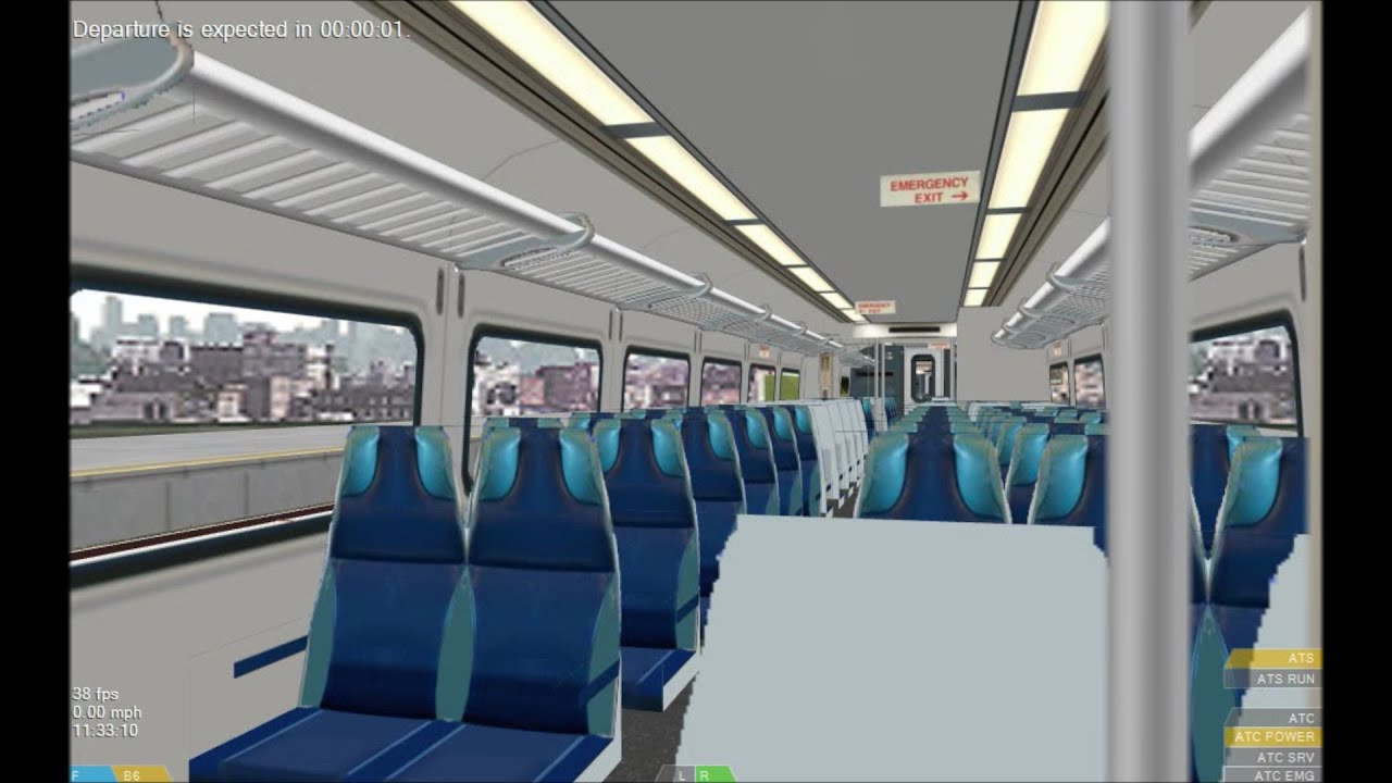 openbve hd exclusive metro north railroad bombardier m7 emu wip interior update 12 15 14. Black Bedroom Furniture Sets. Home Design Ideas