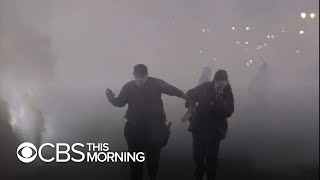 Tear gas is being used on U.S. protesters: Where did it come from?