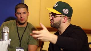 Rapper Andy Mineo opens up about the temptations with porn