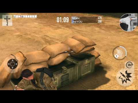 brothers in arms 3 gameplay multiplayer part 2