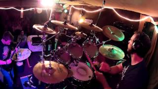 Man Made Predator - The Spectre - Rehearsal
