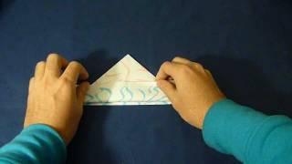 Simple Origami Hat / Paper Hat