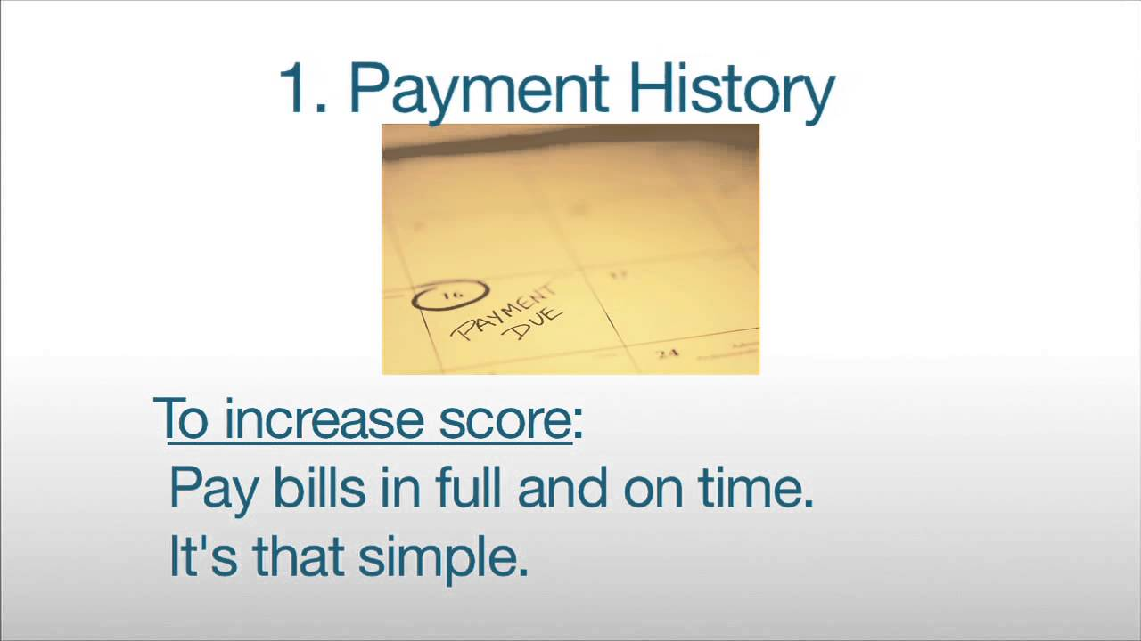 Tips How To Increase Credit Score Canada