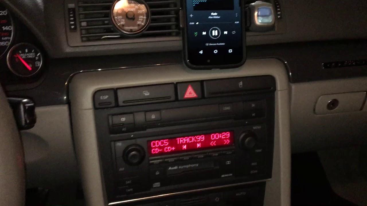 Bluetooth Audi Symphony II 2