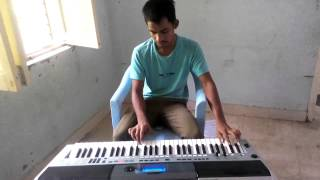Enduko nanninthaga neevu on piano
