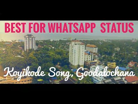 Koyikode Song Lyric Video |Goodalochana| Gopi Sundar | Dhyan Sreenivasan BEST FOR WHATSAPP STATUS