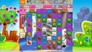 Candy Crush Saga Level 1378 (No Boosters)