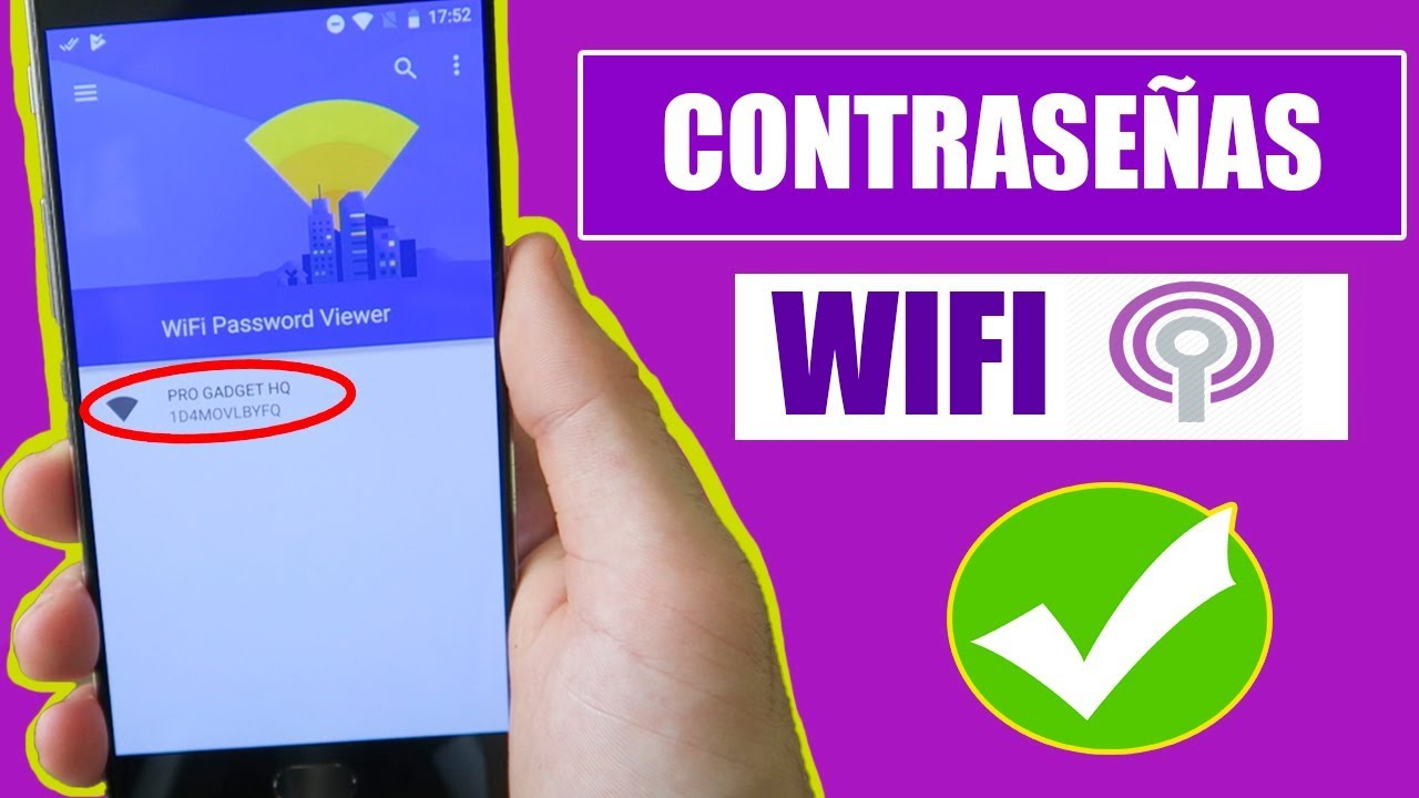 Como Saber Contraseñas De Wifi Guardadas En Android Sin Root 2019 Youtube