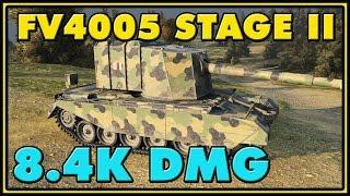 World of Tanks | FV4005 Stage II - 7 Kills - 8.4K Damage