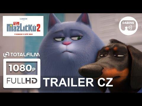 Tajný život mazlíčků 2 (2019) CZ dabing nový trailer